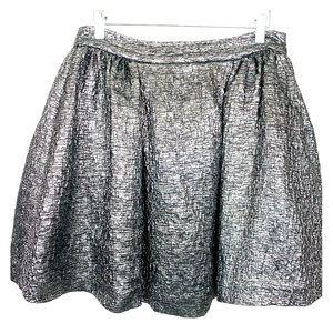 Kate Spade Women's Metallic Party Skirt